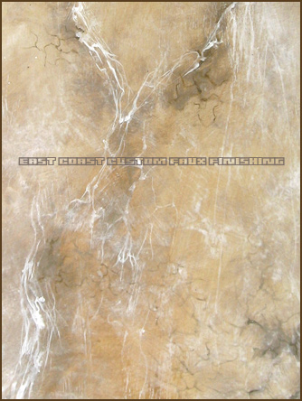 Marble Faux Finish 3